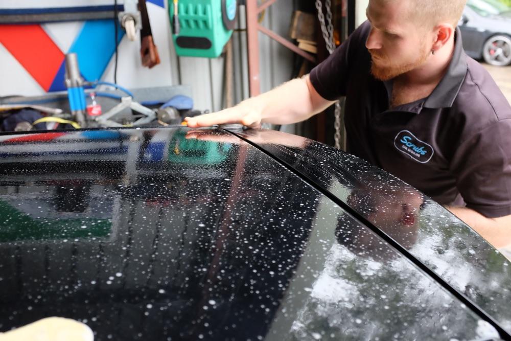Overspray Removal Brisbane S Best Mobile Car Detailing